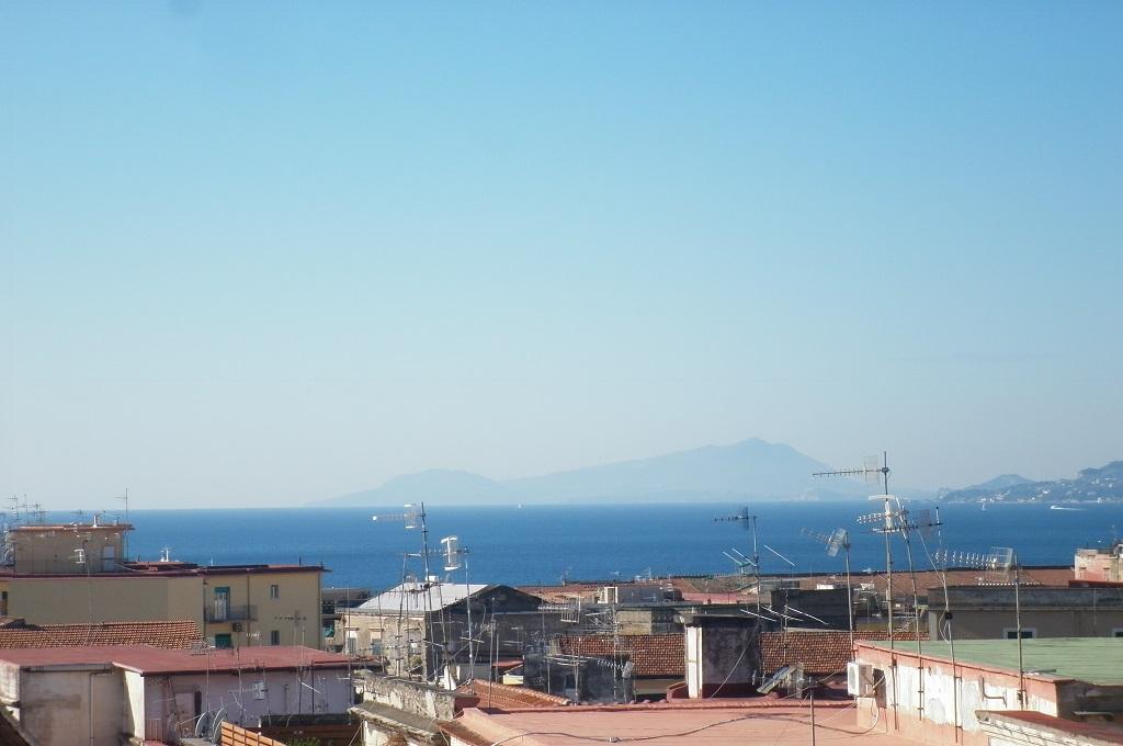 Portici (NA) - 4 locali Panoramico