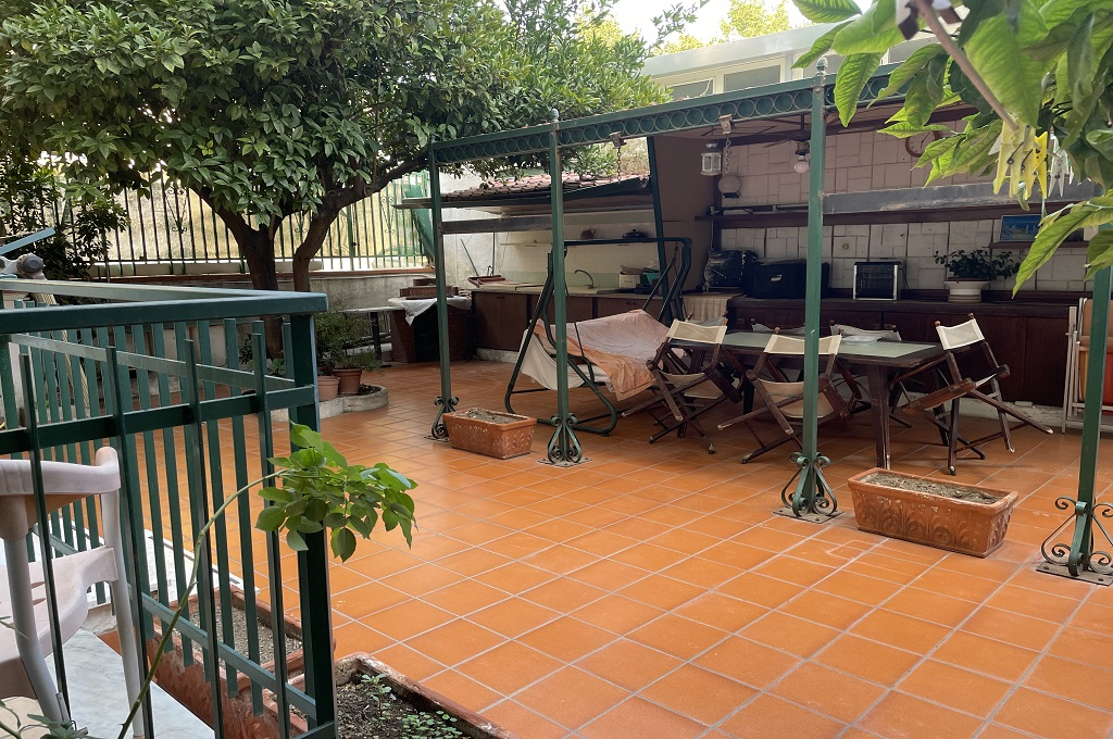 San Giorgio a Cremano: 3 locali con terrazzo