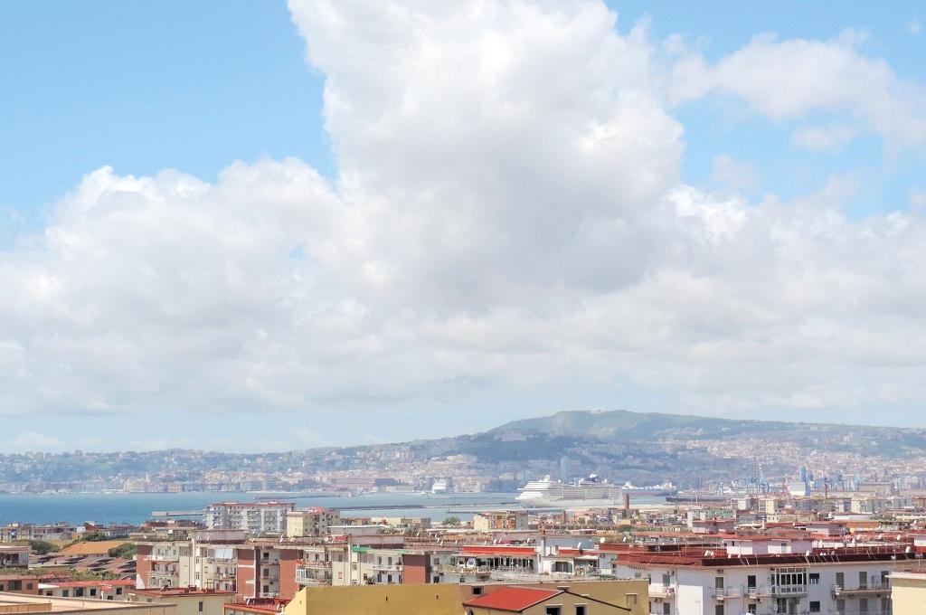 Portici (NA) 4 locali con terrazzo panoramico